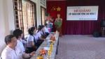 Bế giảng lớp tiếng Lào tại Trung tâm